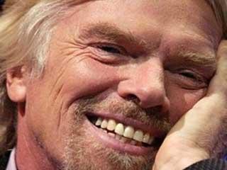 Richard Branson 56