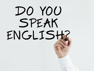 Learning English por la patilla