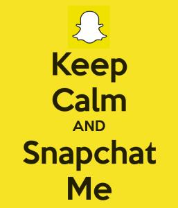 Snapchat para búsqueda de empleo